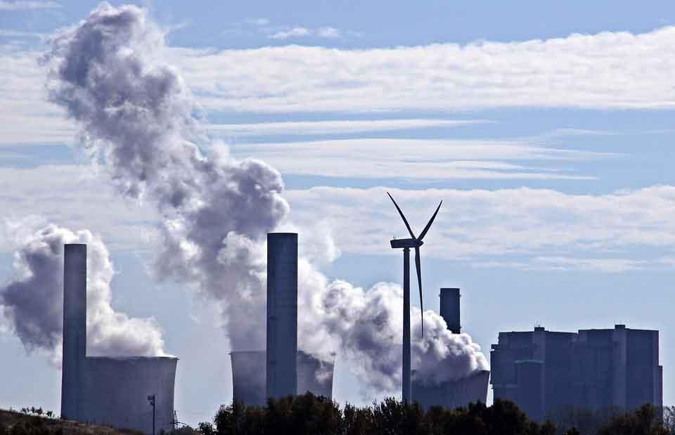 Arten Umweltverschmutzung