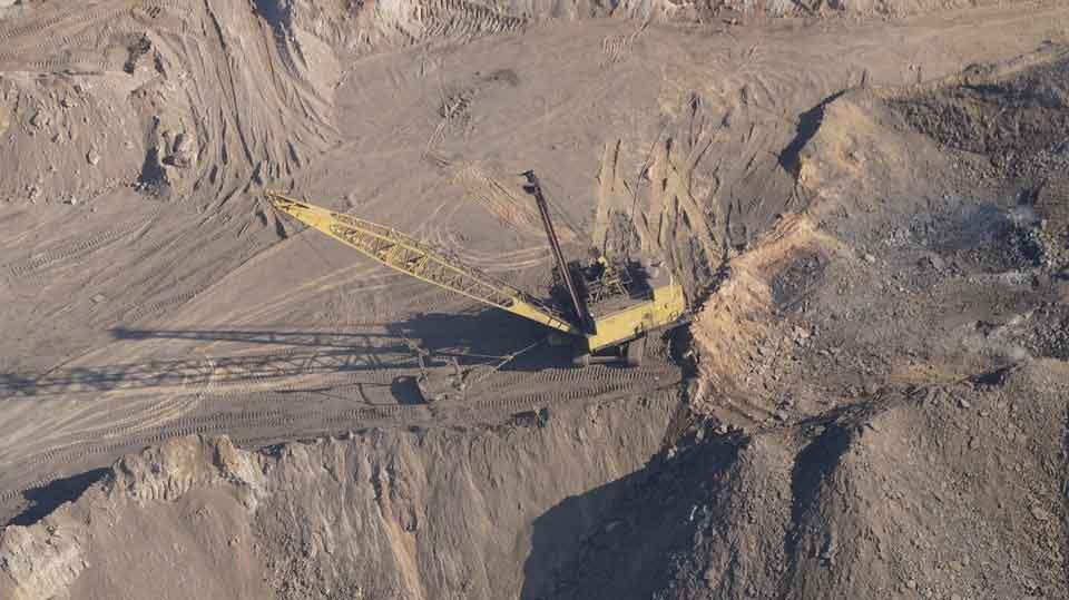 Bergbau und Umwelt
