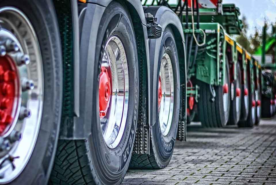 Güterverkehr und Umwelt