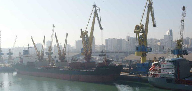 Auswirkungen der Hafenindustrie auf die Umwelt
